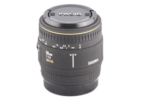 Sigma-Sony EX 50 f2,8 macro