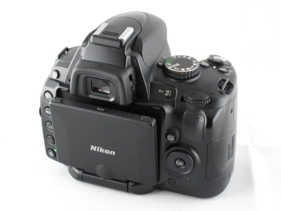 Nikon D5000 usata