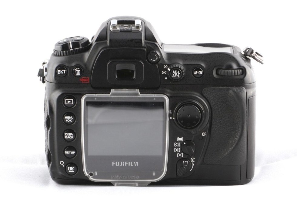 Fuji S5 Pro usata