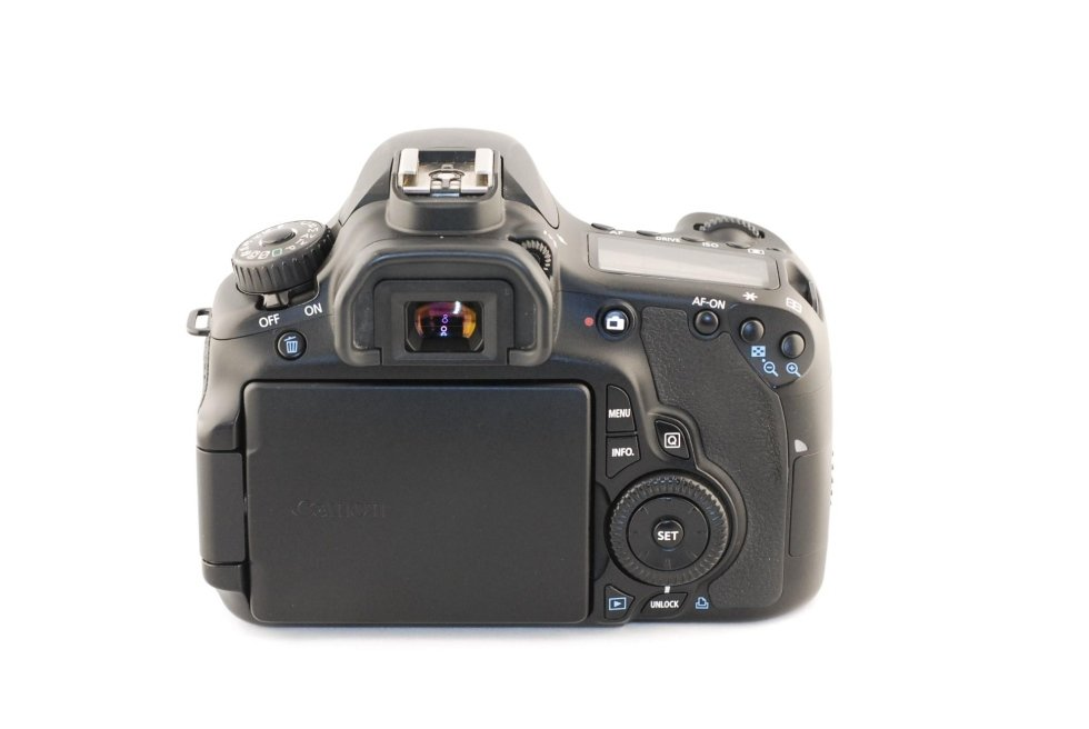 Canon 60D usata