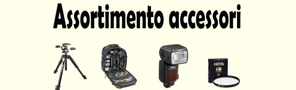 accessori macchine fotografiche