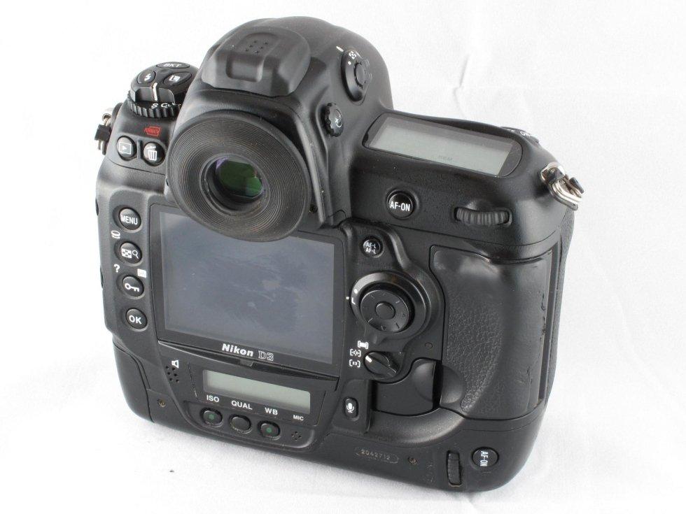 Nikon D3S usata
