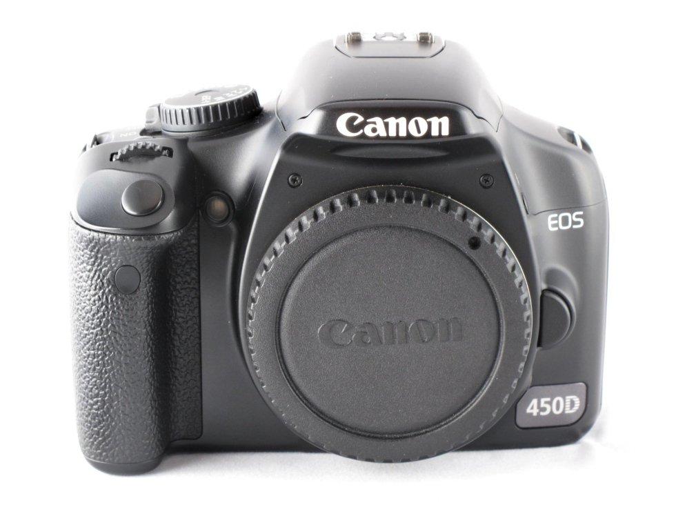 Canon 450D usata