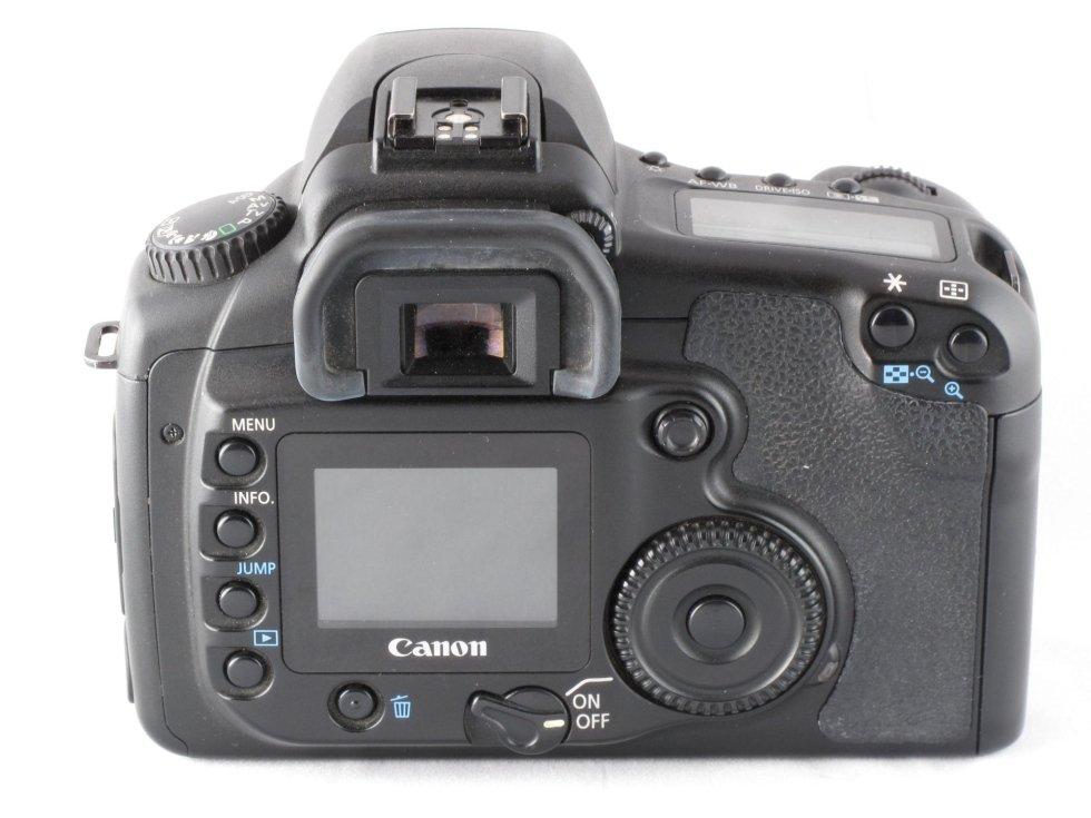 Canon 20D usata