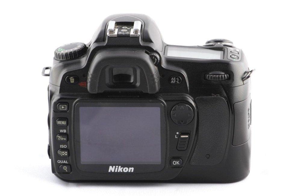 Nikon D80 usata