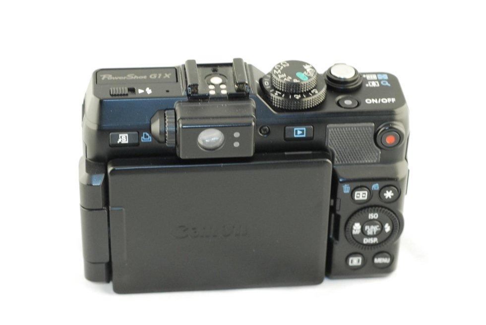 Canon G1X usata