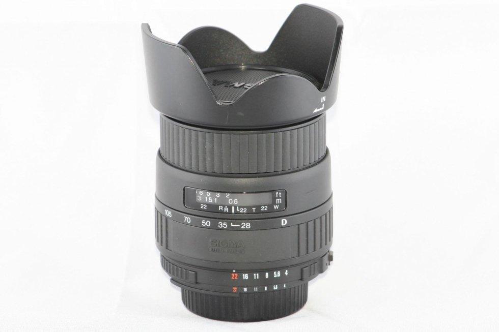 Sigma 28-105 f 3,5-5,6 euro 80,00