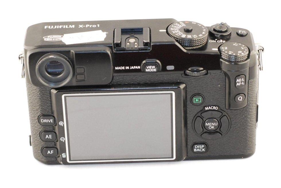 Fuji X-pro1 usata