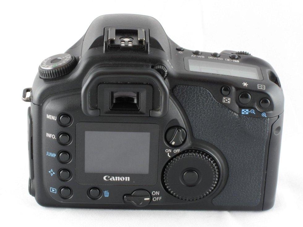 Canon 10D usata