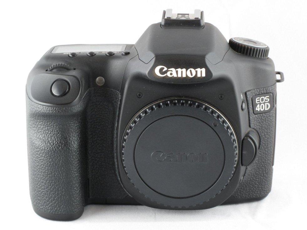 Canon 40D usata