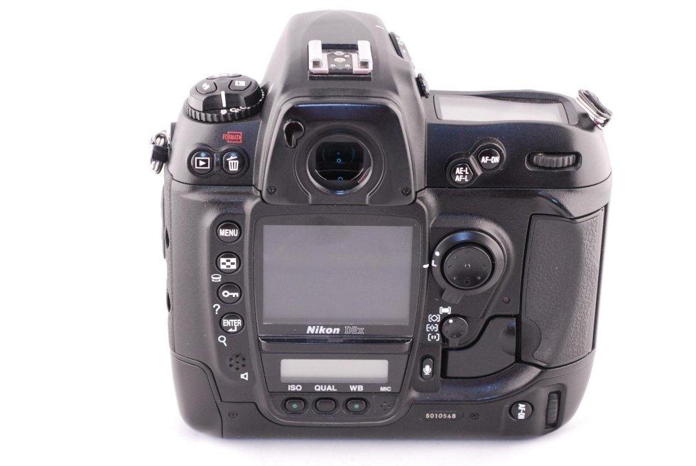 Nikon D2x usata