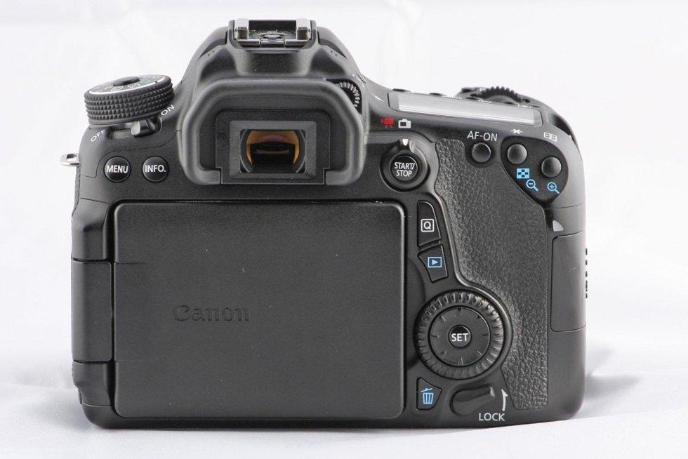 Canon 70D usata
