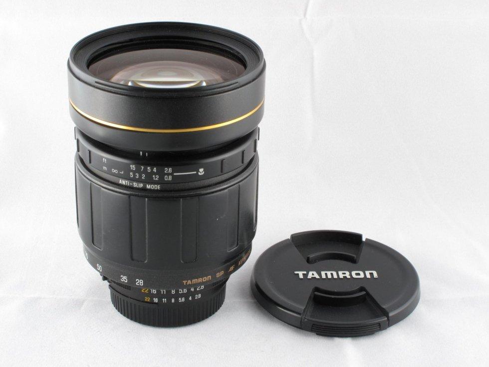 Tamron 28-105 f 2,8
