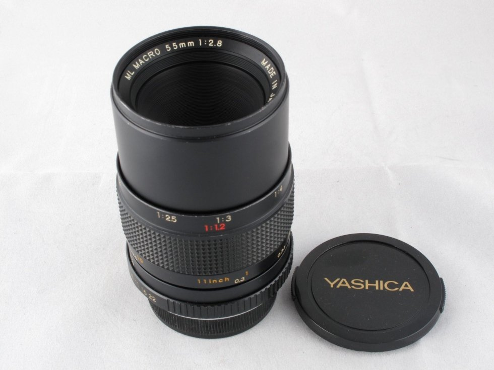 yashica macro 55 f 2,8