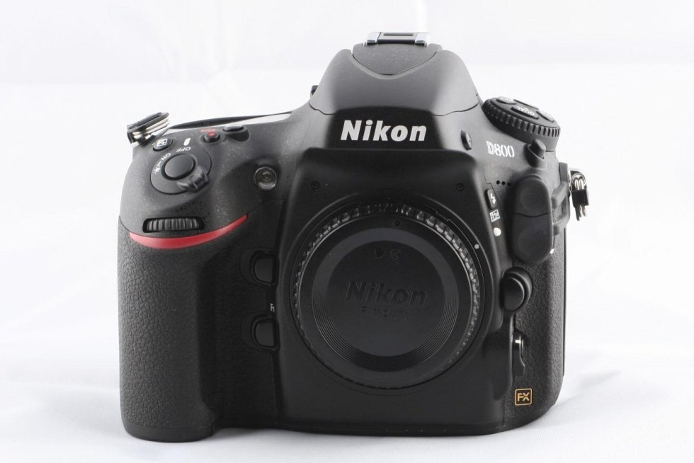 Nikon D800 usata