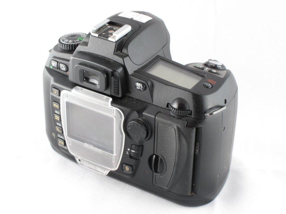 Nikon D70 usata