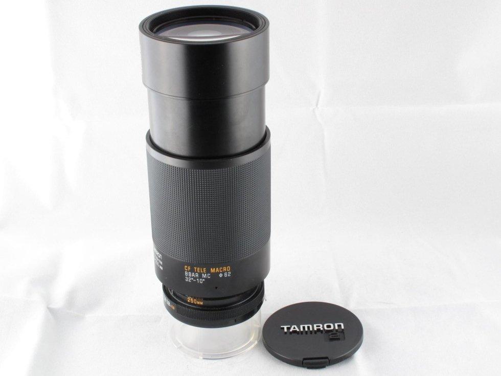 Tamron 75-250 f3,8-4,5