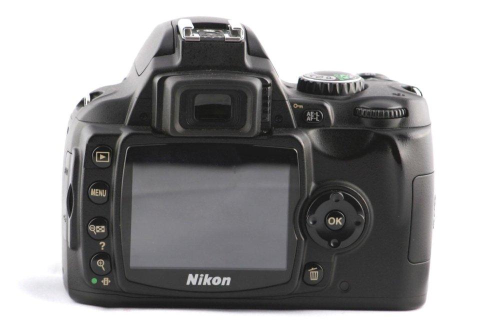 Nikon D40 usata