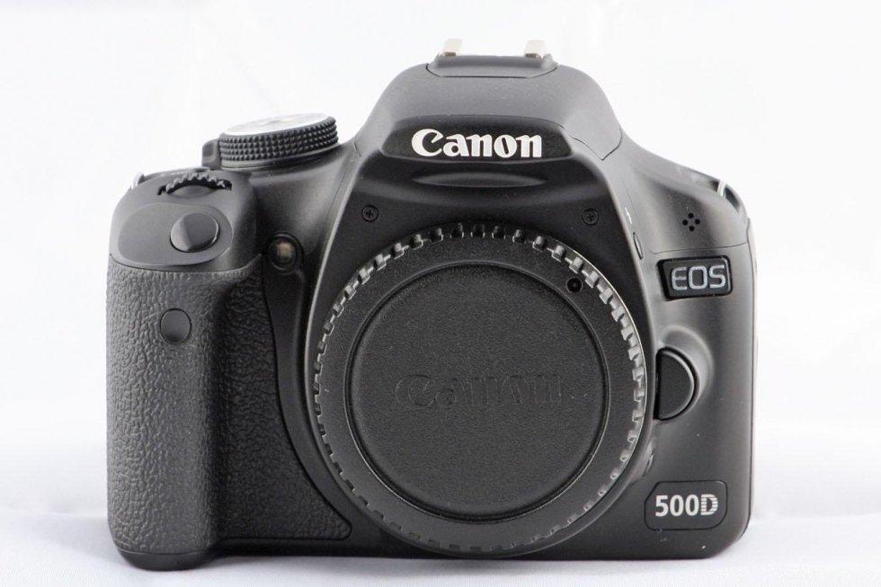 Canon 500D usata