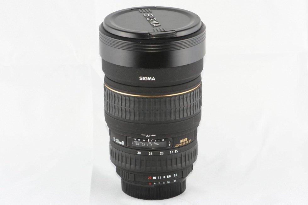 Sigma 15-30 f 3,5-4,5 DG