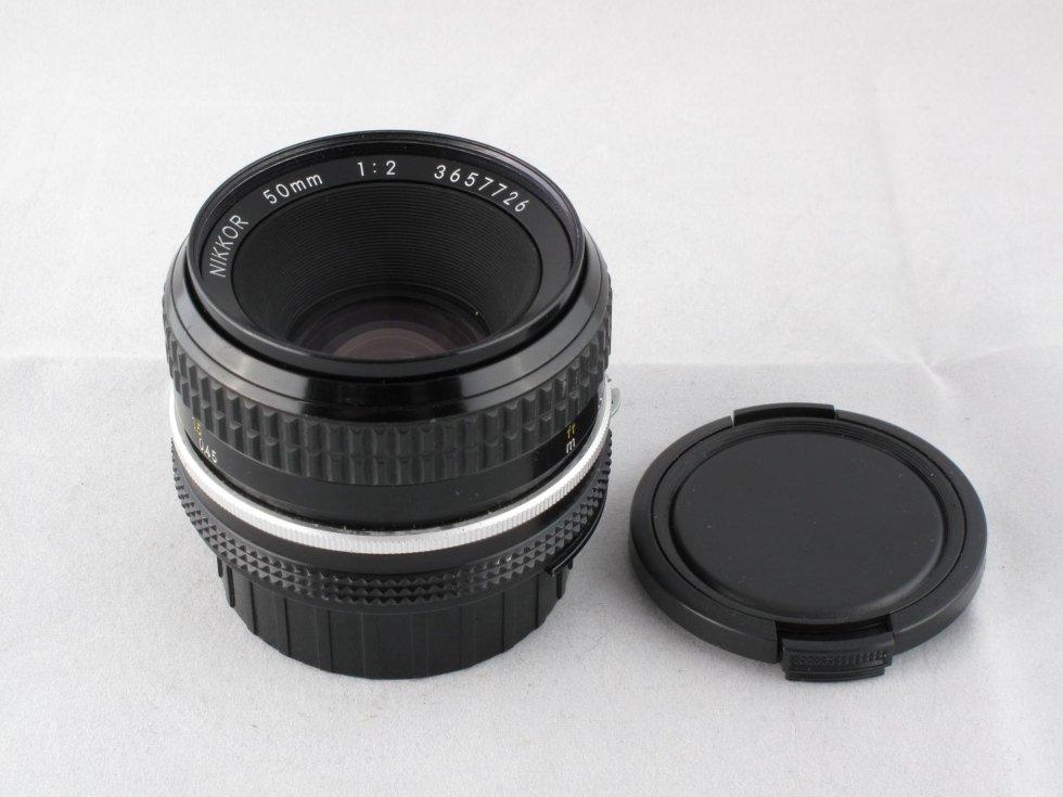 Nikon ai 50 f 2