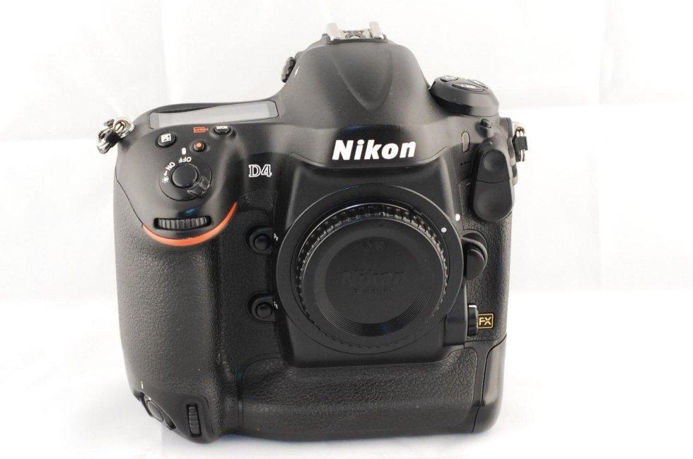 Nikon D4 usata