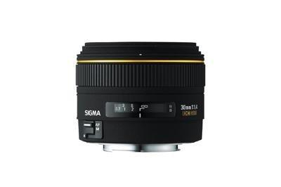 Sigma 30 f 1,4