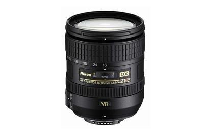 Nikon 16-85 f 3,5-5,6 vr