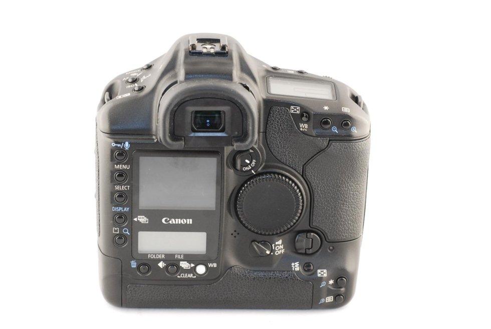 Canon 1D II