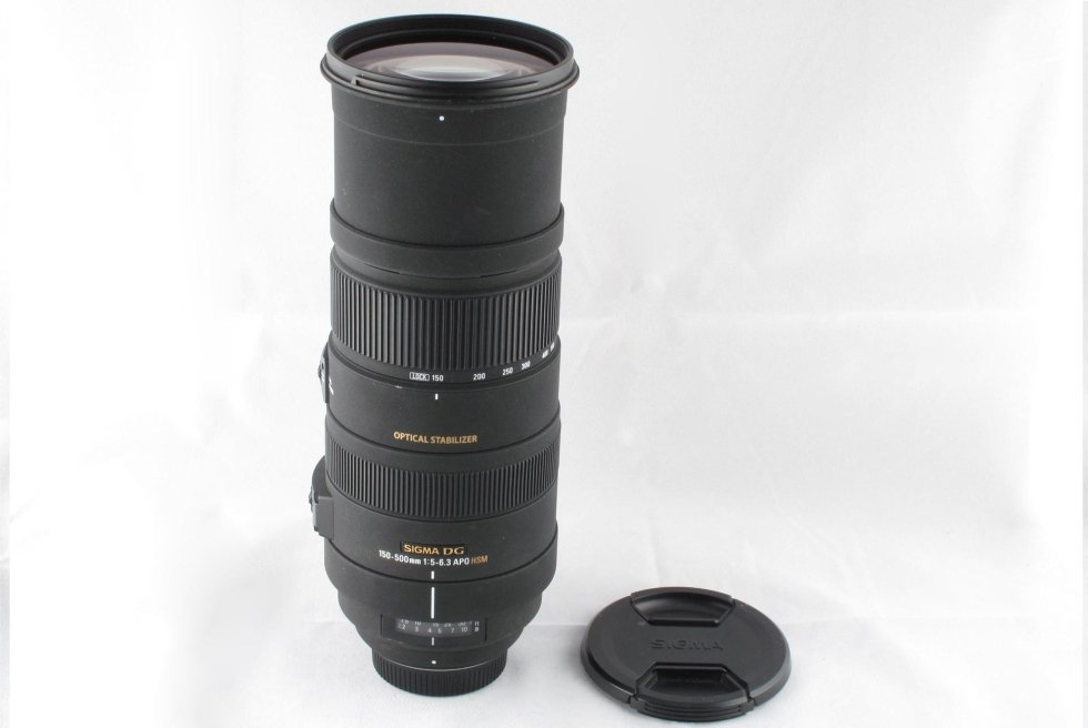 Sigma 170-500 OS Apo