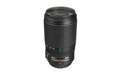 Nikon 70-300 f 4,5-5,6 vr