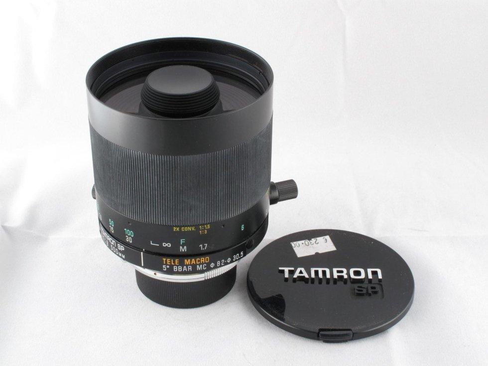 Tamron SP 500 f8