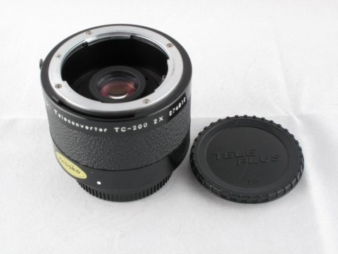 Nikon TC-200 2x