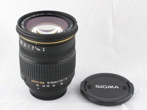 Sigma 18-50 f2,8