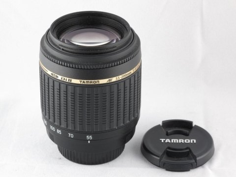 Tamron 55-200