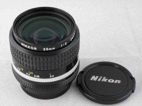 Nikon ais 35 f 2