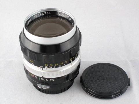 Nikon 105 F f 2,5