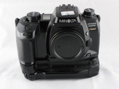 Minolta Dynax 600 si Classic con imp.