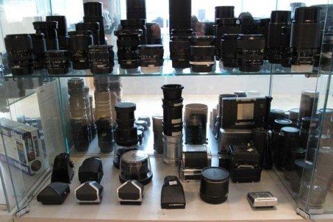 negozio di fotografia