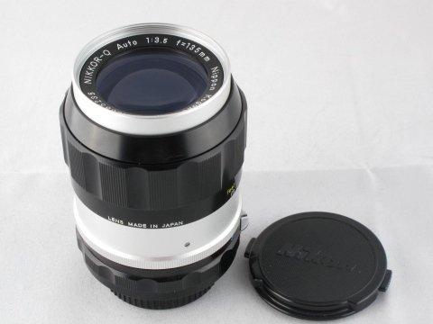 Nikon F 135 f 3,5