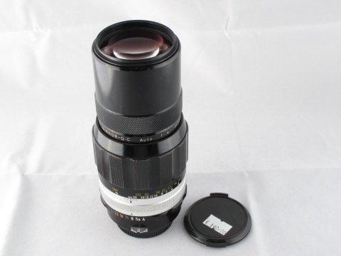Nikon F 200 f 4