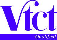 VTCT qualified logo