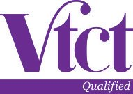 VTCT Qualified logo