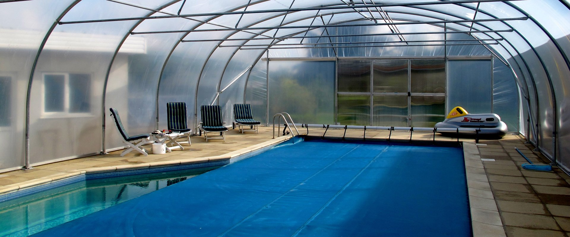 Swimming Pool Shelters And Pool Enclosures Supplied In