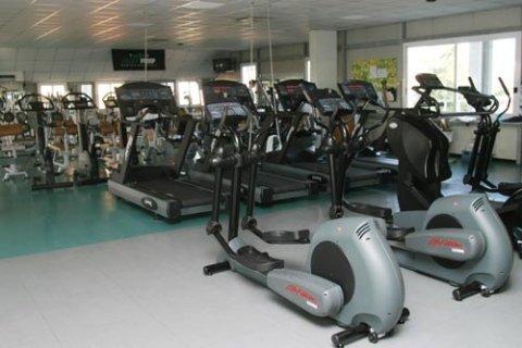 Sala cardio fitness
