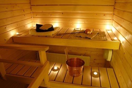 Sauna e solarium - Modena - Coliseum Center