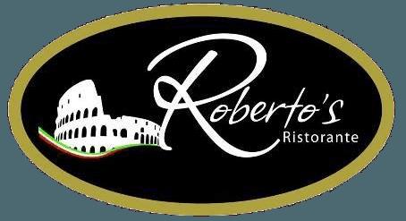 Logo of Italian restaurant Roberto's restaurant in Batley, WF17 5DA