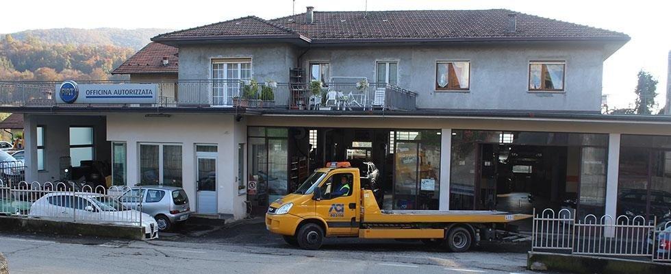 Patera Motors Soccorso Stradale
