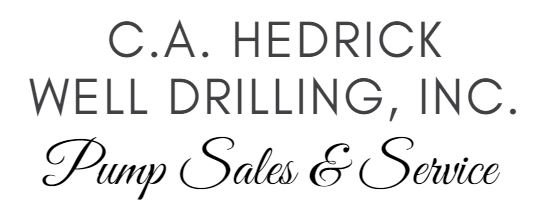 Hedrick C A Well Drilling Inc