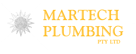 martech plumbing pty ltd business logo